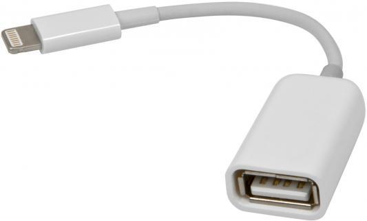 Кабель Defender APL-OTG Apple Lighting(M)-USB(F) 87657