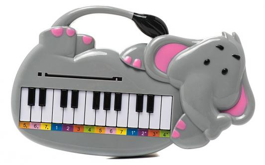 Пианино 1Toy Тилибом Слоник