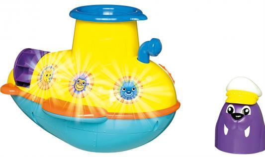 Заводная игрушка для ванны Tomy Подводная Лодка заводная игрушка для ванны бобер серфингист звук