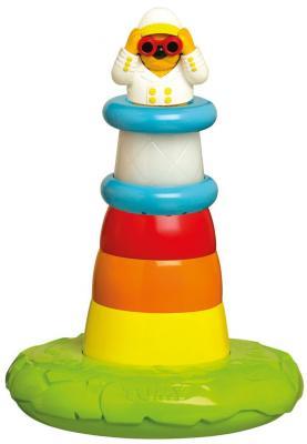 Игрушка для купания для ванны Tomy Пирамидка-Маяк 28 см игрушки для ванны tomy игрушка для купания черепашка