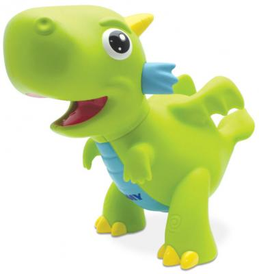 Игрушка для купания для ванны Tomy Водный Дракон 14.5 см tomy tomy игрушка для ванны щенок на лодке