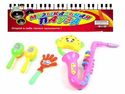 Набор музыкальных инструментов S+S Toys СС75450