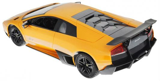 Машинка на радиоуправлении 1TOY Lamborghini 670 пластик от 3 лет Т56682 машинка на радиоуправлении 1toy раллийная пластик металл сине черный