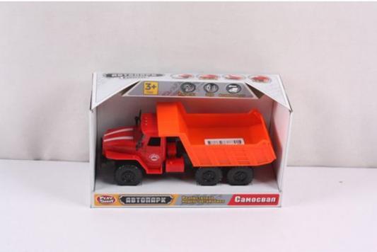 Интерактивная игрушка Play Smart Автопарк от 3 лет красный 6721 интерактивная игрушка play smart газ тигр военный р41119 от 3 лет хаки