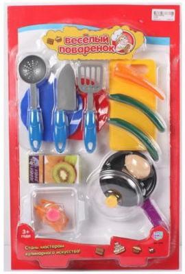 Купить Play Smart кухонные принадлежности и муляжи ;Веселый поваренок , 47х30см Р41346, Игровые наборы Маленькая хозяйка