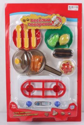 """Play Smart кухонные принадлежности и муляжи """"Веселый поваренок"""" 47х30х6см Р41451"""