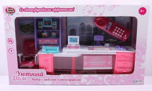 Домик для кукол Play Smart Уютный дом Р41067