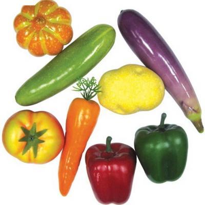 Набор овощей 1toy Тилибом 24004 в ассортименте