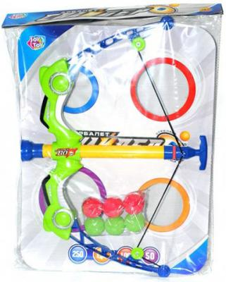 Арбалет Play Smart Снайпер с шариками для мальчика Р40909