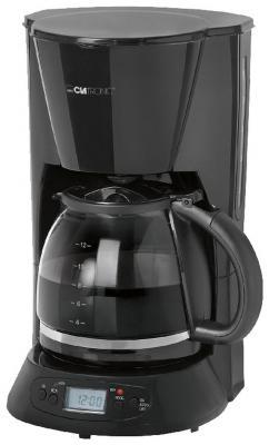 Кофеварка Clatronic KA 3509 черный
