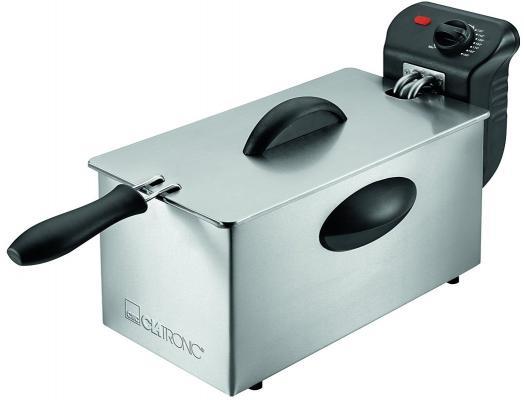 Фритюрница Clatronic FR 3586 серебристый