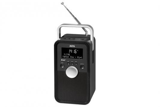 Радиоприемник AEG DR 4149 черный DAB+