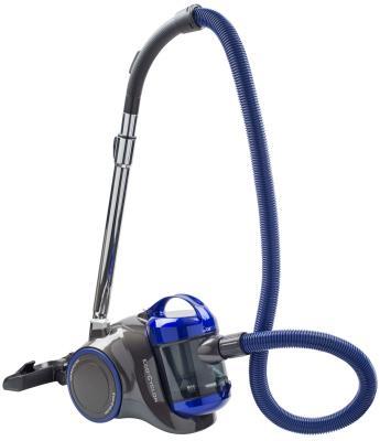 Пылесос Clatronic BS 1304 сухая уборка чёрный синий автомобильный пылесос clatronic hs 2631 сухая уборка серебристый