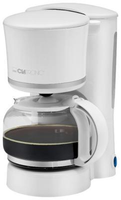 Кофеварка Clatronic KA 3555 белый