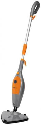 Паровая швабра Clatronic DR 3539 1000Вт серый оранжевый clatronic dr 3539