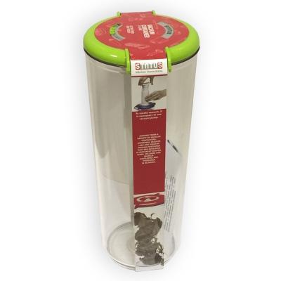 Контейнер для вакуумного упаковщика Status VAC-RD-25 зеленый  - купить со скидкой