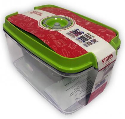 Контейнер для вакуумного упаковщика Status VAC-REC-45 зеленый
