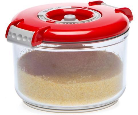 Контейнер для вакуумного упаковщика Status VAC-RD-075 красный