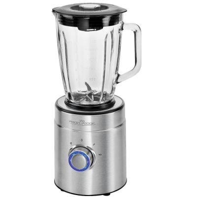 Блендер стационарный Profi Cook PC-UM 1086 1250Вт серебристый яйцеварка profi cook pc ek 1084
