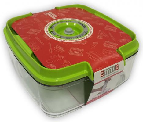 Контейнер для вакуумного упаковщика Status VAC-SQ-20 зеленый