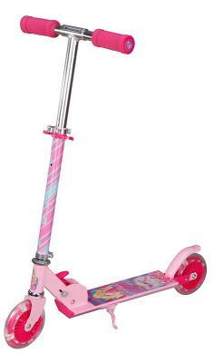 Самокат Navigator Barbie розовый 8887856569224