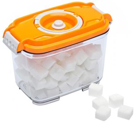 Контейнер для вакуумного упаковщика Status VAC-REC-08 оранжевый