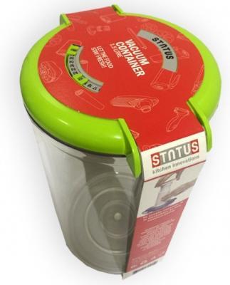 Контейнер для вакуумного упаковщика Status VAC-RD-15 зеленый
