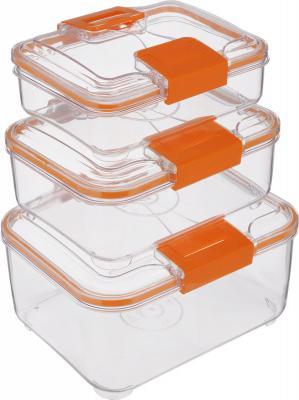 Набор контейнеров Status RC Set lower оранжевый