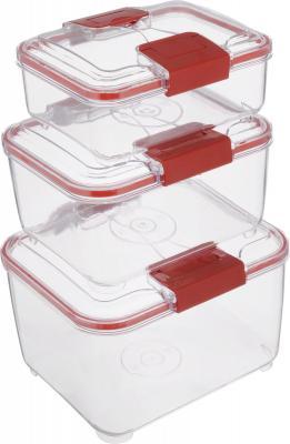 цена на Набор контейнеров Status RC Set higer красный