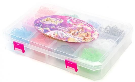 Игровой набор 1 Toy Winx для плетения фенечек Т58314