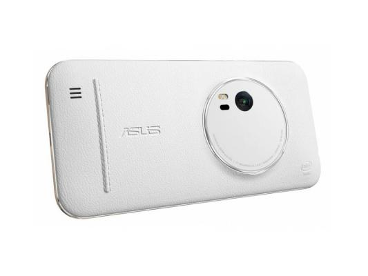 Чехол Asus для Asus ZenFone ZX551ML Leather Case белый 90AC0100-BBC009 битоков арт блок z 551
