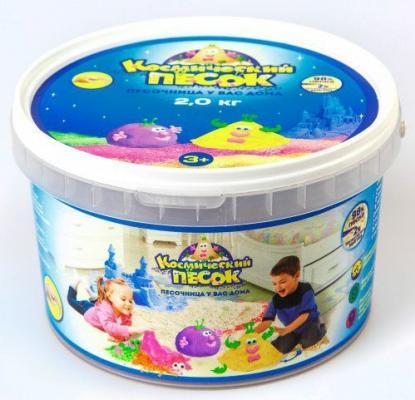 Песок 1 Toy Космический песок Голубой 2 кг  Т58511