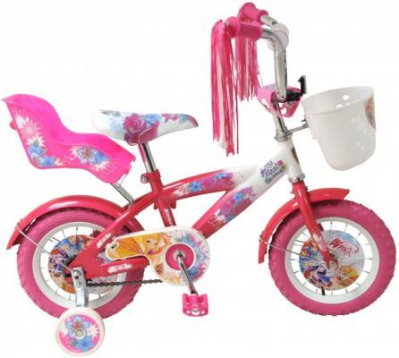 """Велосипед Навигатор Winx 12"""" розовый ВН12074КК"""