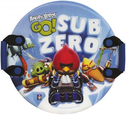 Ледянка 1toy Angry Birds разноцветный Пластик Т57213