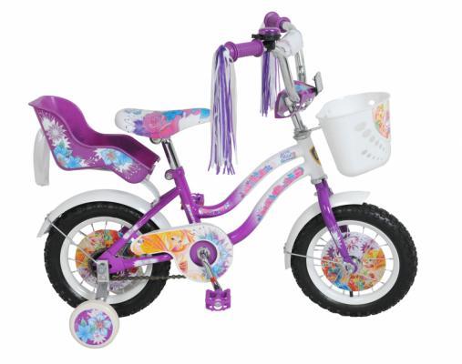 """Велосипед Навигатор Winx 12"""" сиреневый"""