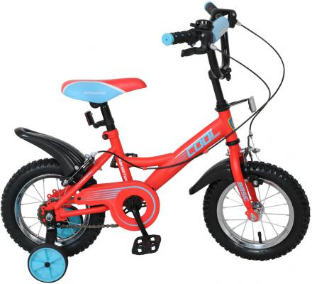 """Велосипед Navigator Basic Cool 12"""" красный ВН12087"""