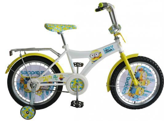"""Велосипед Навигатор Гадкий Я 12"""" желтый ВН12078"""