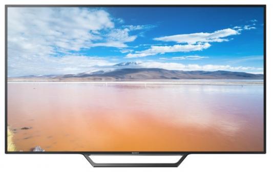 Телевизор SONY KDL48WD653 черный цена