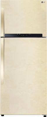 Холодильник LG GC-M502HEHL бежевый lg gc b207 gaqv