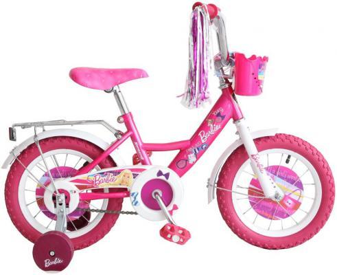"""Велосипед Навигатор BARBIE 14"""" розовый ВН14131К"""