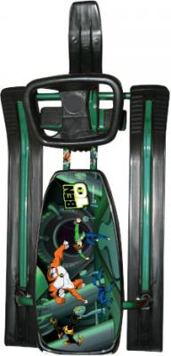 Снегокаты Navigator Ben 10 до 55 кг зеленый металл пластик СН91056