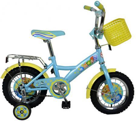 """Велосипед Navigator Фиксики 14"""" голубой ВН14152К"""