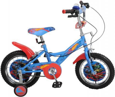 """Велосипед Navigator «Hot Wheels» 14"""" голубой"""