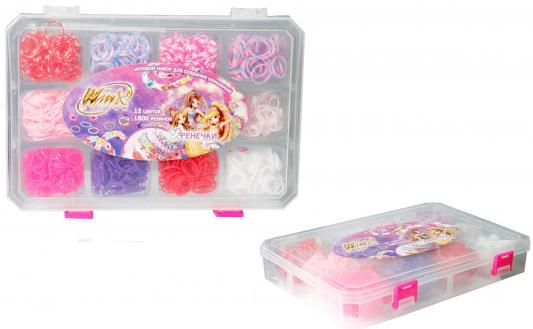 Игровой набор 1 Toy Winx для плетения фенечек Т58313