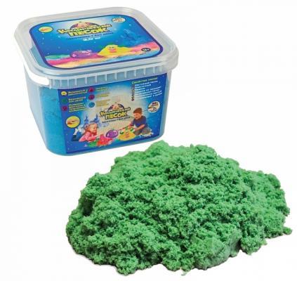 Песок 1 Toy Космический песок Зелёный 3 кг Т58230