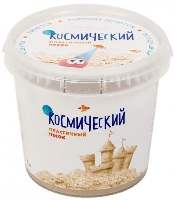 Кинетический песок 1toy Космический песок 1 цвет кинетический песок транспорт 800 г 12180030р