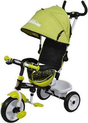 "Велосипед Navigator Trike 10""/8"" зеленый"