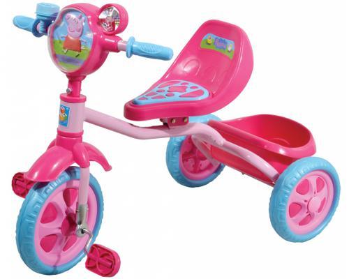 Велосипед 1TOY Peppa розовый Т57573