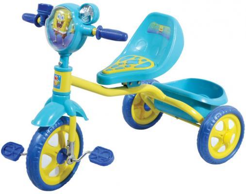 Велосипед 1TOY Губка Боб голубой
