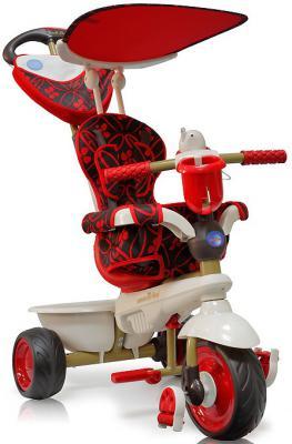 Велосипед Smart Trike Dream Touch Steering красный